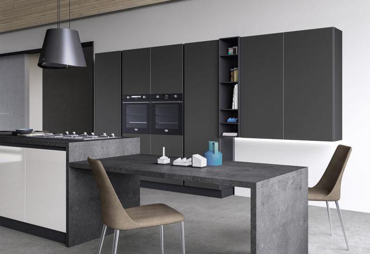 Cucina isola -   Home Design Arredamenti - Stradella (Pavia)