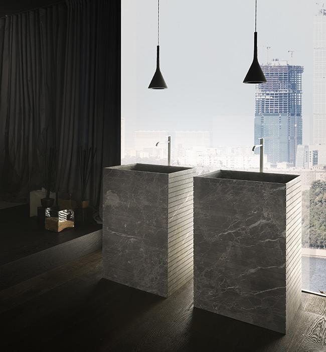 Arredo bagno Blade - | Home Design Arredamenti - Stradella ...