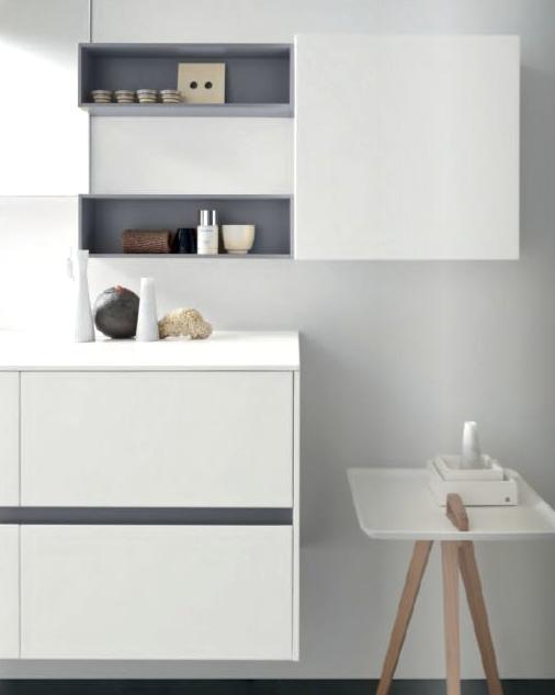 Arredo bagno White - | Home Design Arredamenti - Stradella ...