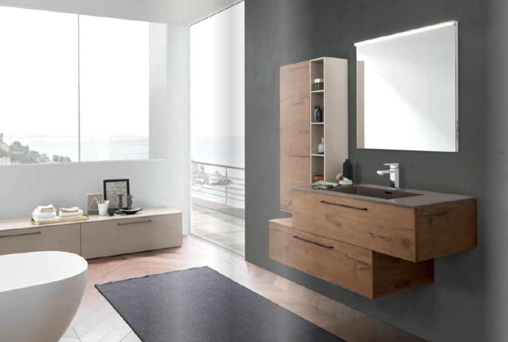 Arredo bagno con consolle in ceramica home design for Arredo bagno trieste